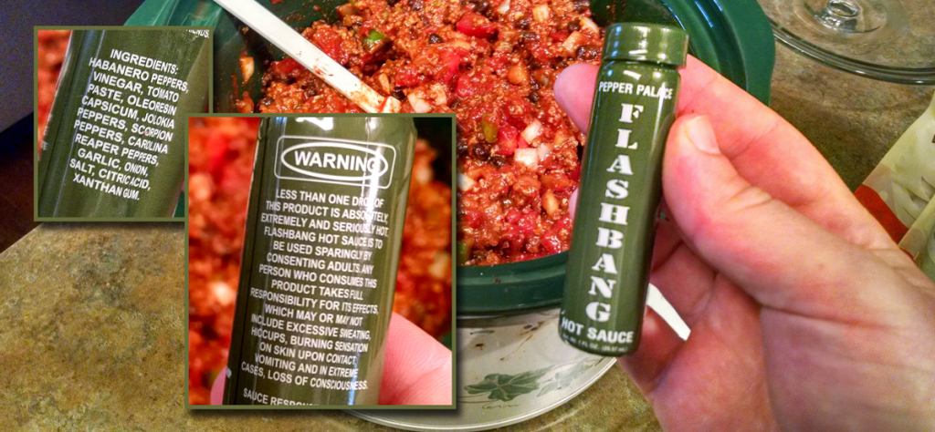 Flashbang Hot Sauce